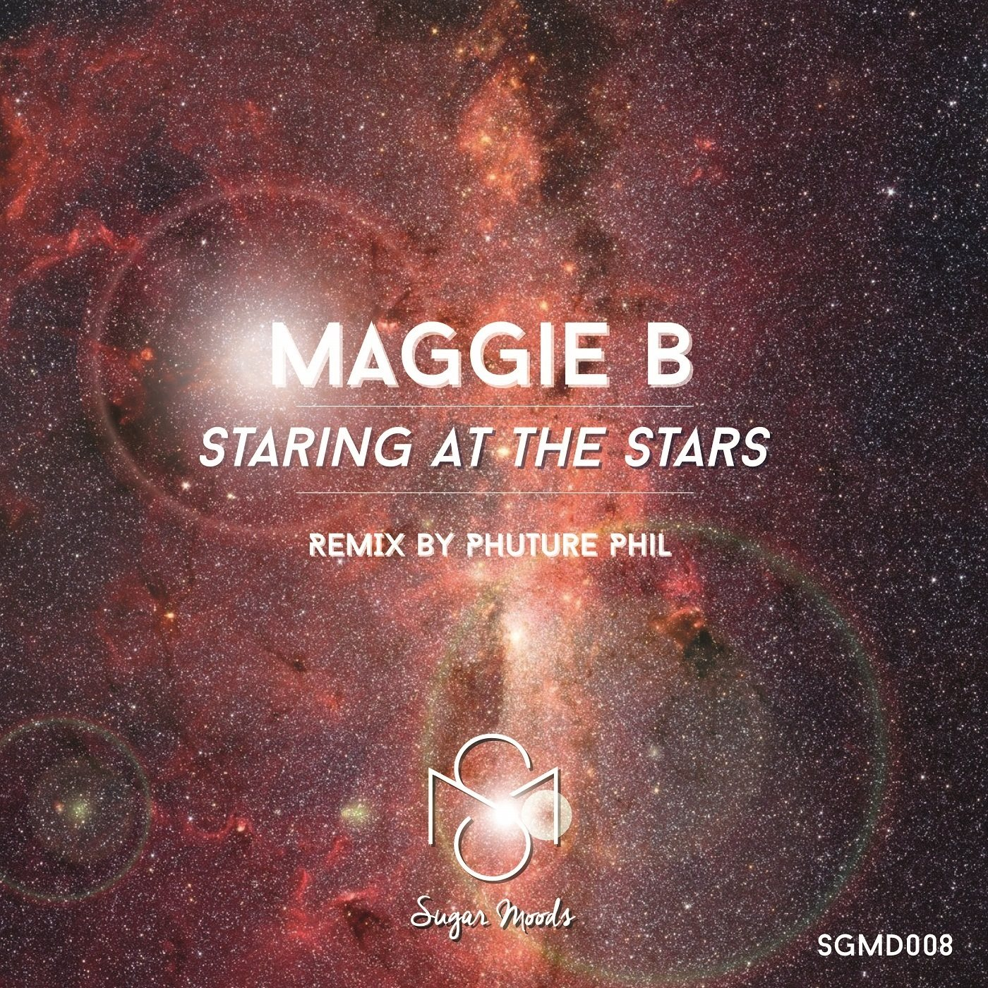 Maggie B- Staring At The Stars EP Artwork