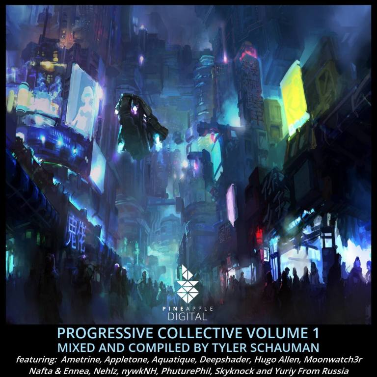 the-progressive-collective-vol-1-album-art-pineapple-digital