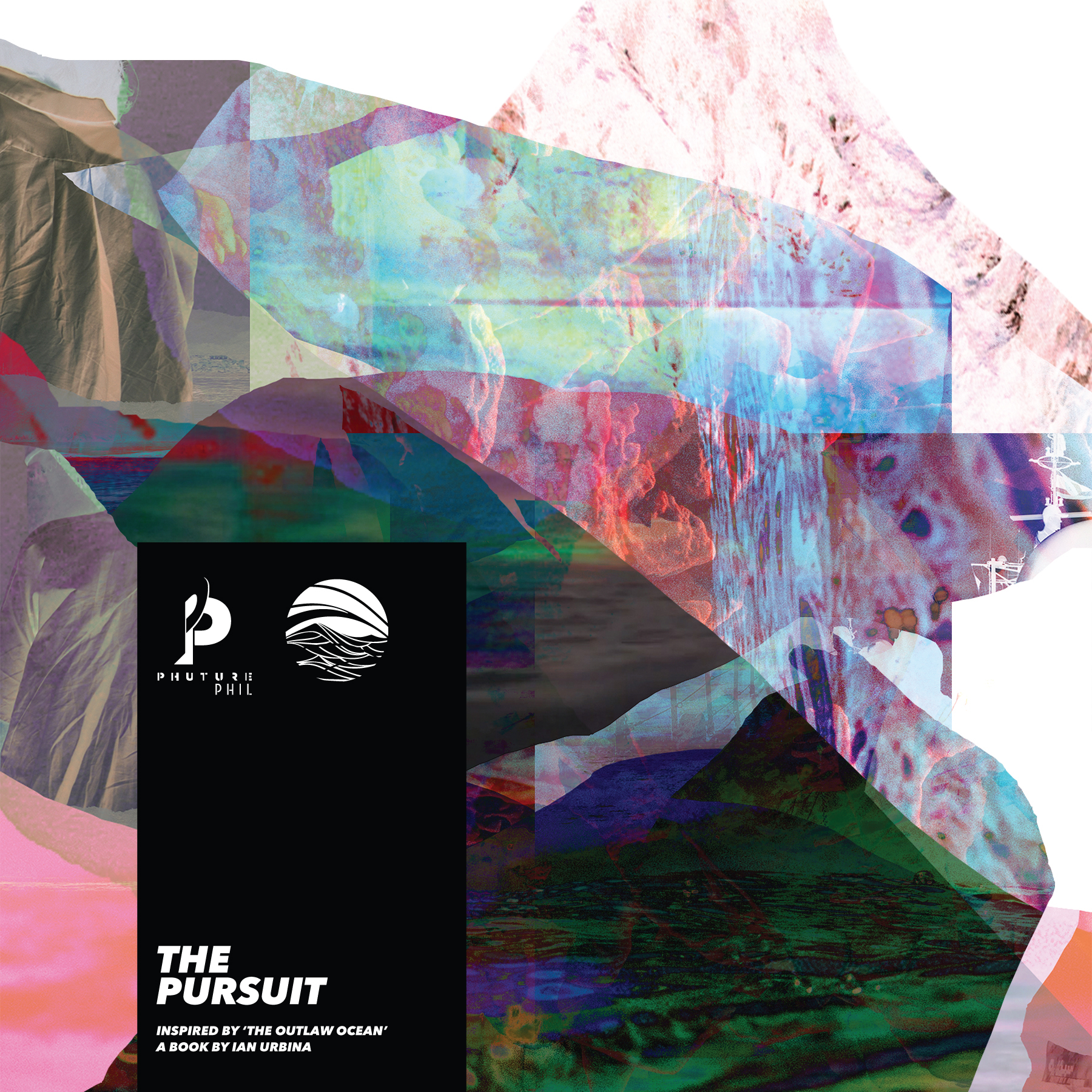 PhuturePhil The Pursuit Album Cover Artwork.